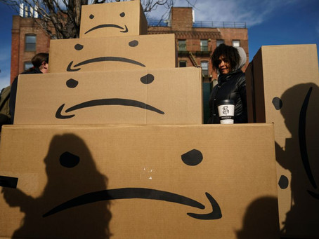 Amazon Capitalism & Organizing the Giant w/ Jake Alimahomed-Wilson & Ellen Reese