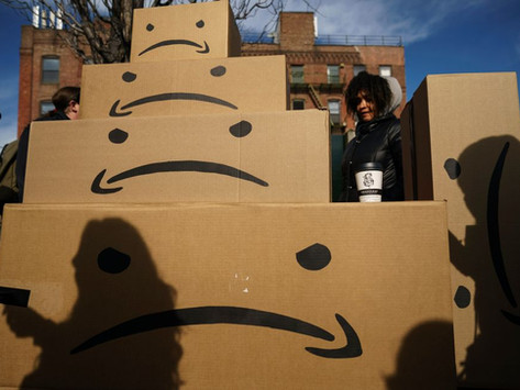 Amazon Capitalism & Organizing the Giant w/ Jake Alimahomed-Wilson & Ellen Reese