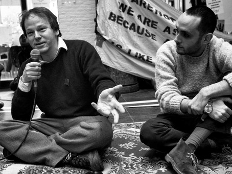 David Graeber: A Celebration & Discussion of Ideas w/ Tony Vogt & Shane Capra
