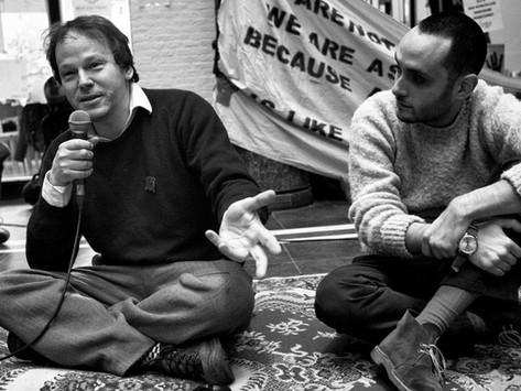 David Graeber: A Celebration & Discussion of Ideas w/ Tony Vogt & Shane Capra