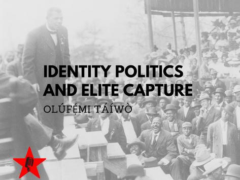 Identity Politics and Elite Capture with Olúfẹ́mi Táíwò