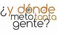 Logotipo de Ydondemetotantagente