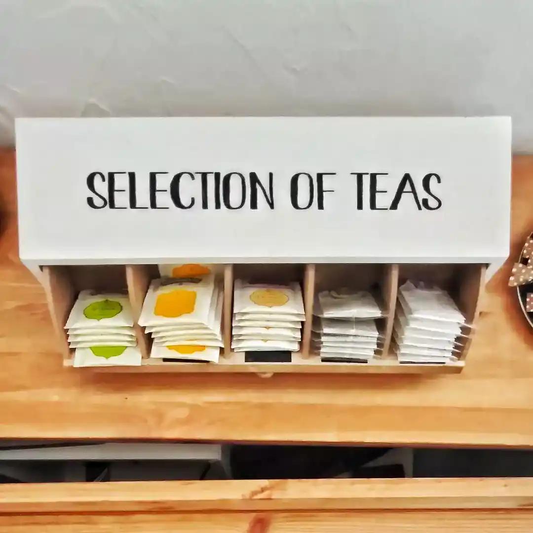 Selección de té