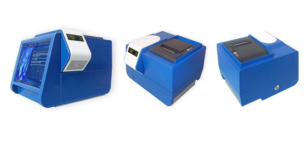 Expendedora T, es un terminal para impresión de billetes, y lectura de títulos de transporte mediante códigos de barras o lectura magnética.