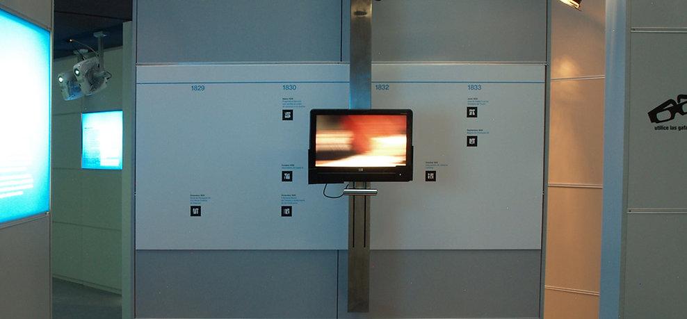 Vectorscreen es un sistema de reconocimiento de patrones mediante brazo con movimiento axial libre.