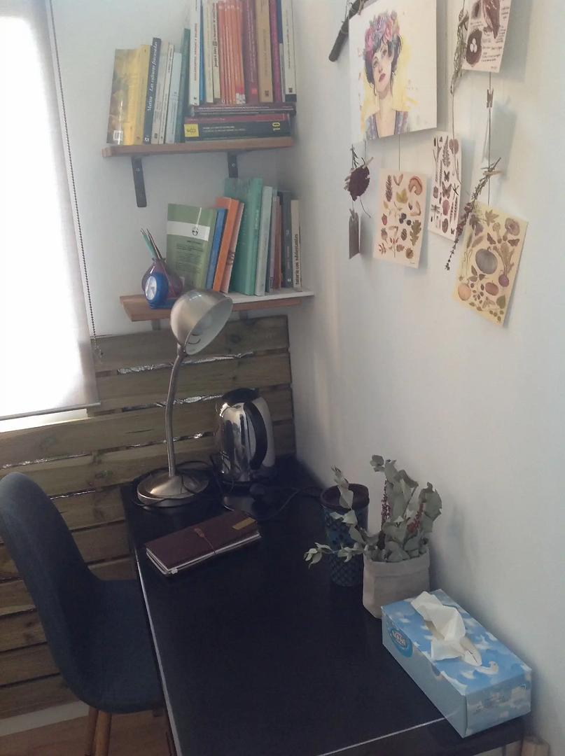 Despacho 1 de La Periférica
