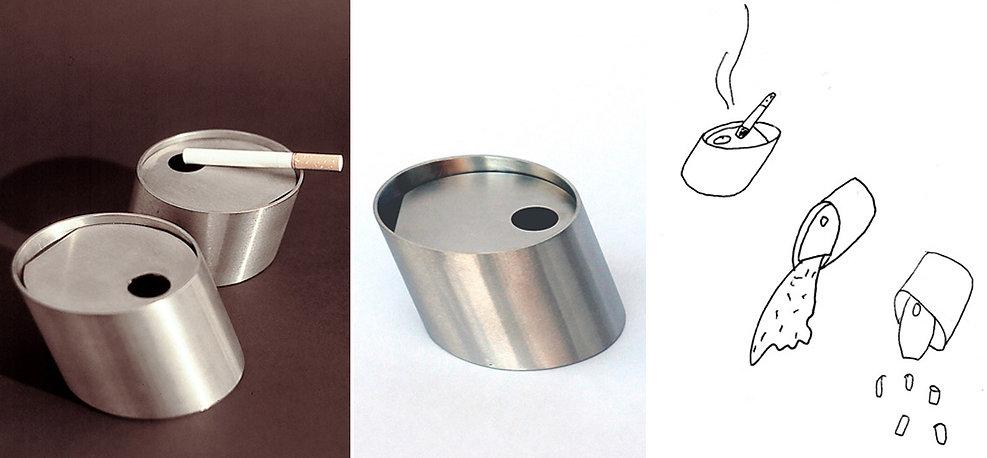 Obliqwo fue el primer objeto de una pequeña serie de diseños autoproducidos y comercializados por Trem Diseño Industrial.