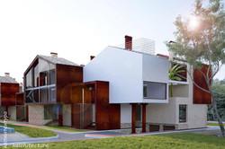 Блок-дом.Турпоселок.Черногория