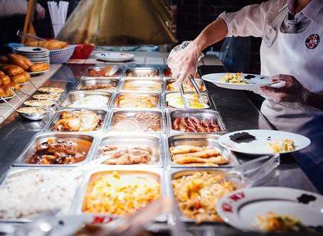 Выездное питание. Горячие обеды для строителей и рабочих на стройку