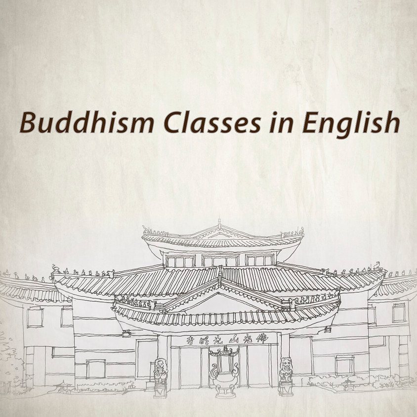 Buddhism Classes in English