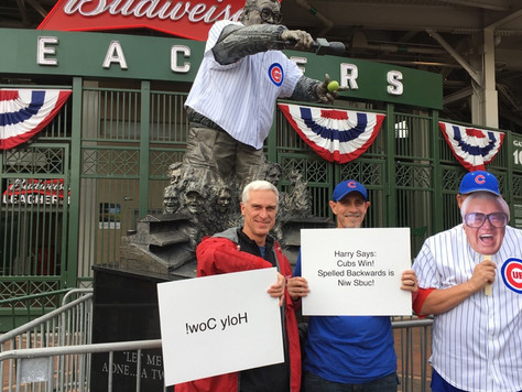 A day in Wrigleyville, a journey into the miraculous