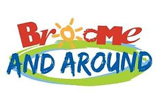 broome and around logo