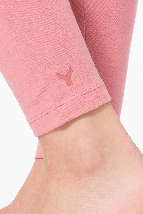 Yoga Leggings Plain - APRICOT