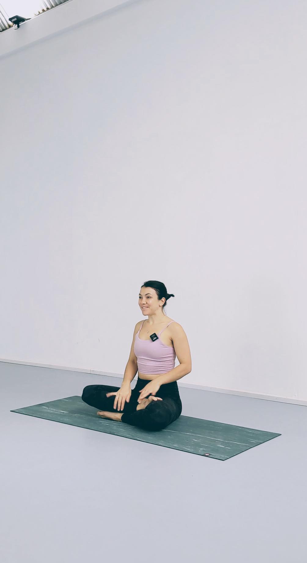 1:1 Online Yoga Class