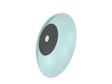 円錐角膜など不正乱視に対するピンホールソフトコンタクトレンズ