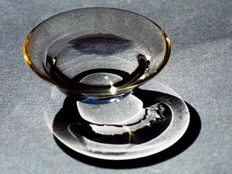 強膜レンズが角膜移植例を減らす