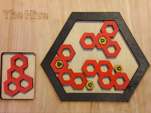 The Hive Puzzle