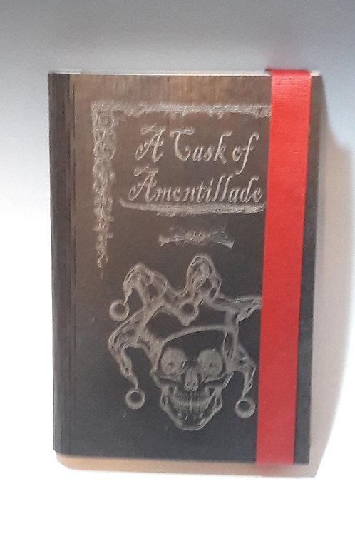 The Cask of Amontillado Puzzle Book