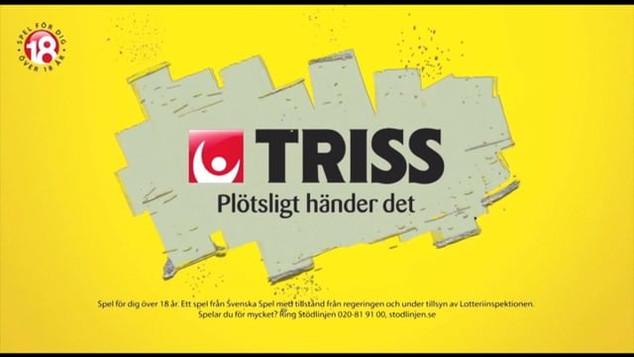 TRISS - DRÖMMAREN