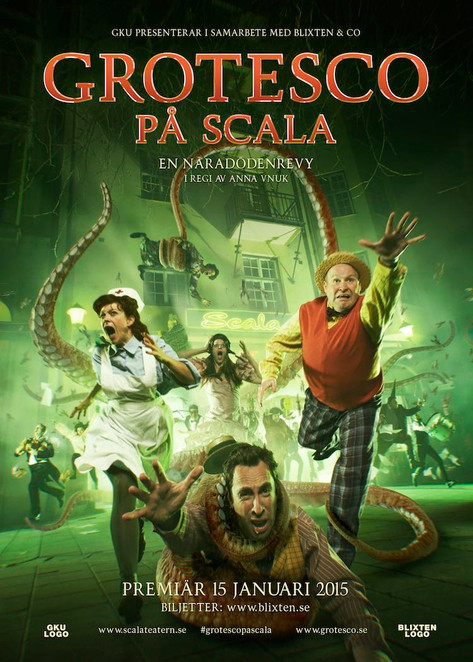 Grotesco poster