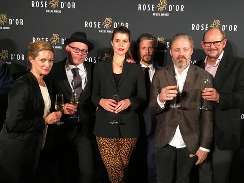 Grotesco - Winner of Rose D'or 2018-1