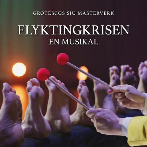 Grotesco Flyktingkrisen album cover