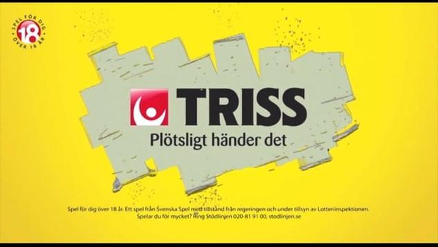 TRISS - DAGEN SOM DEN KOMMER