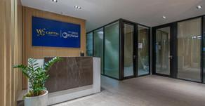 WG Capital Investment inaugura moderno escritório no centro de Curitiba