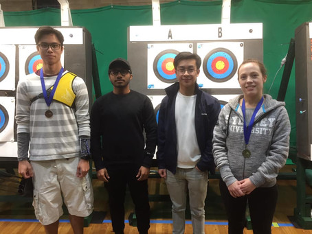 National/NSW State Indoor Championships [ Saturday 27th July 2019 ]