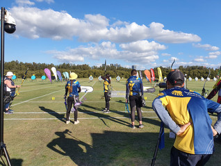 Team SUAC Putting Up Impressive Results at the Australian Open 2021