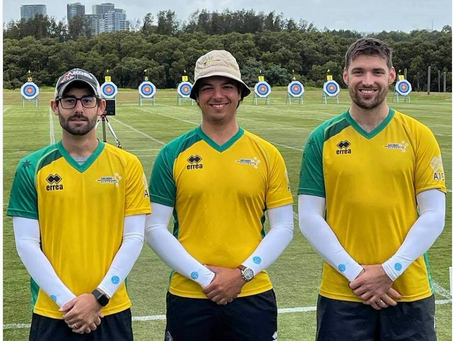 Olympic Target In Sight For Sydney University Archer - Peter Boukouvalas SUSF Feature