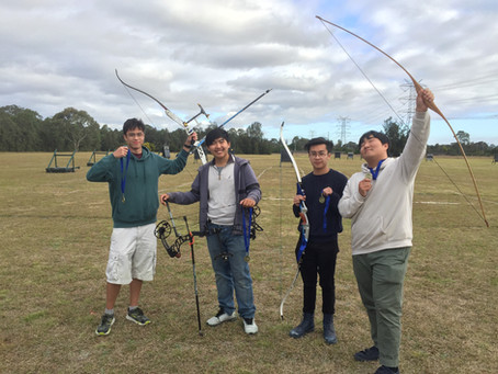 NSW State Target Championships [ Saturday 31st August 2019 ]