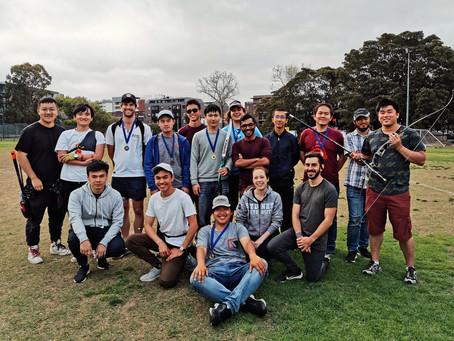 University Matchplay Championships [ Monday 7th Oct 2019 ]