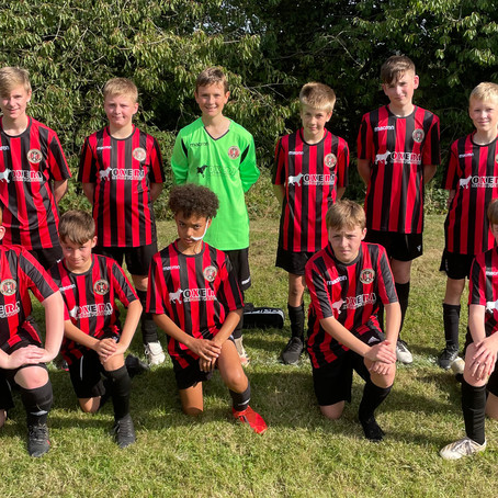 Oxera Repair Products named as new club sponsor in Huddersfield Junior Football League