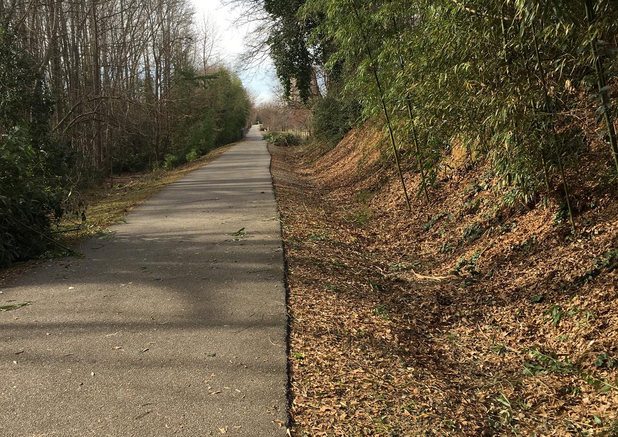 Trails- Railtrail