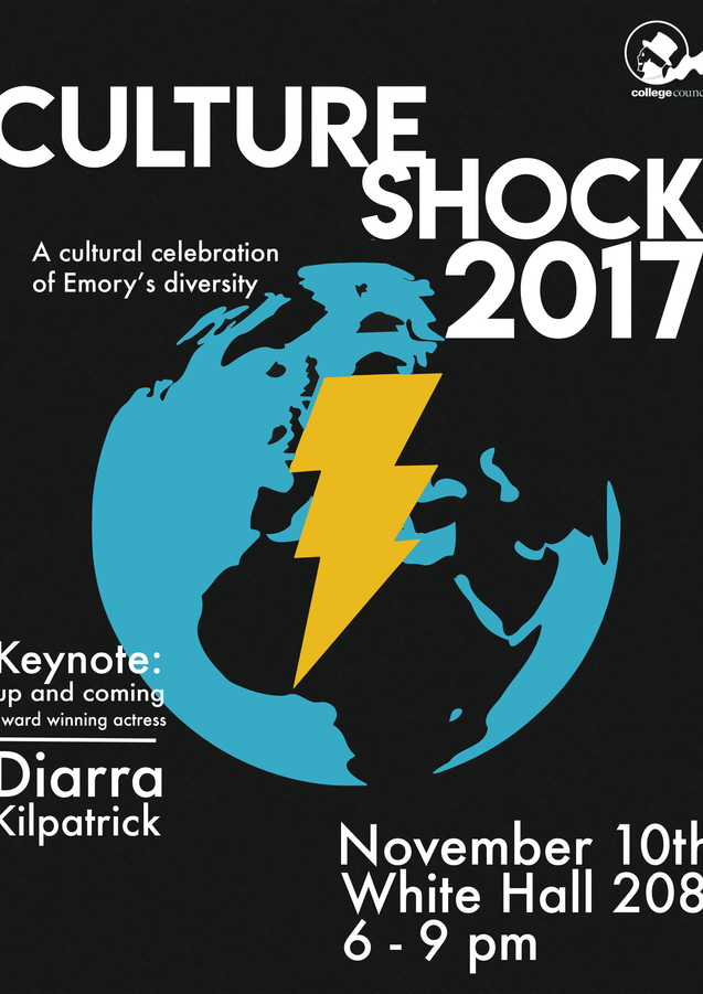 Culture Shock 2017 at Emory University