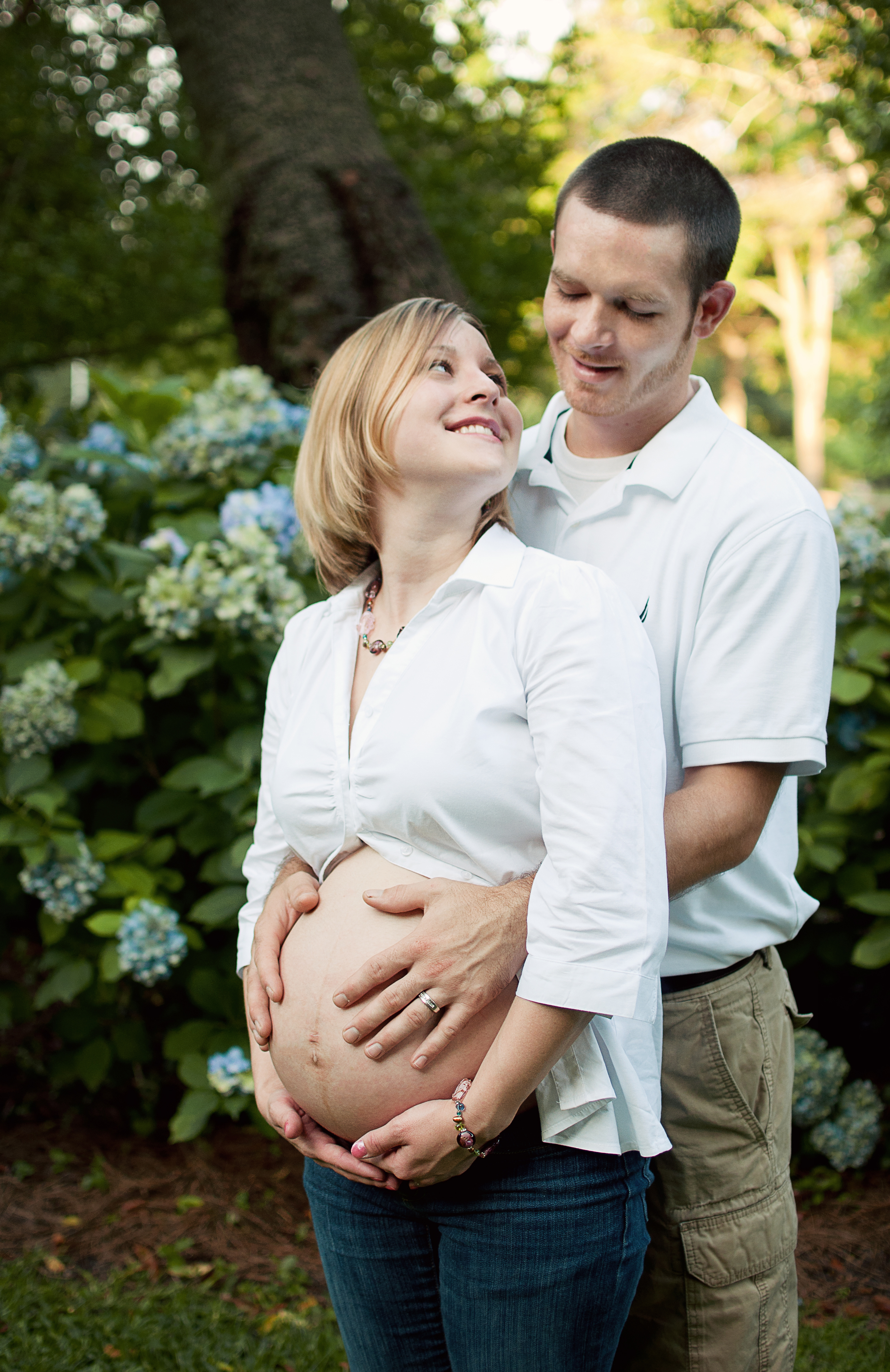 Maternity photographer, Augusta, GA