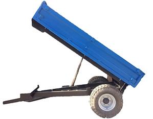 עגלת הייבר - עגלה