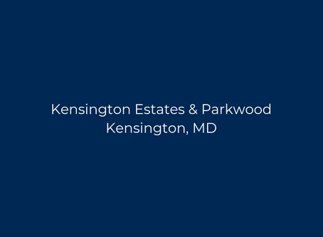 Moving to Kensington Estates / Parkwood