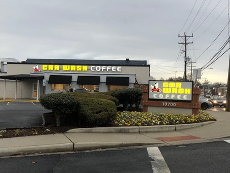 Local Love: Car Wash Coffee