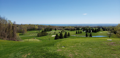 Duntroon Golf view