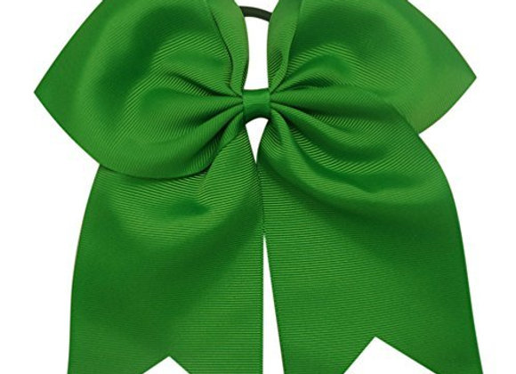 Large Girls Hair Bow with Rubberband
