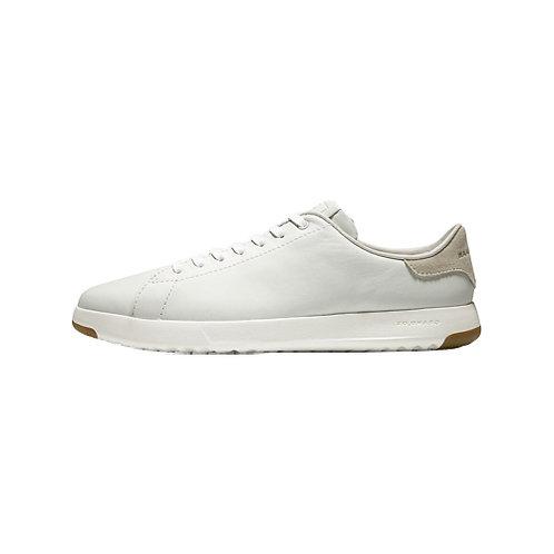 Men's Grandprø Tennis Sneaker - White