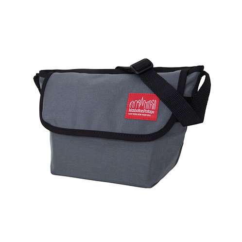 Mini NY Messenger Bag - Grey