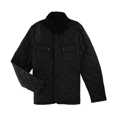 Men's Tinford Quilted Jacket - Black