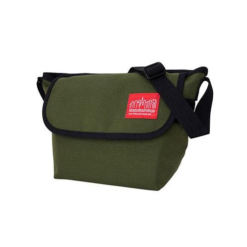 Mini NY Messenger Bag - Olive