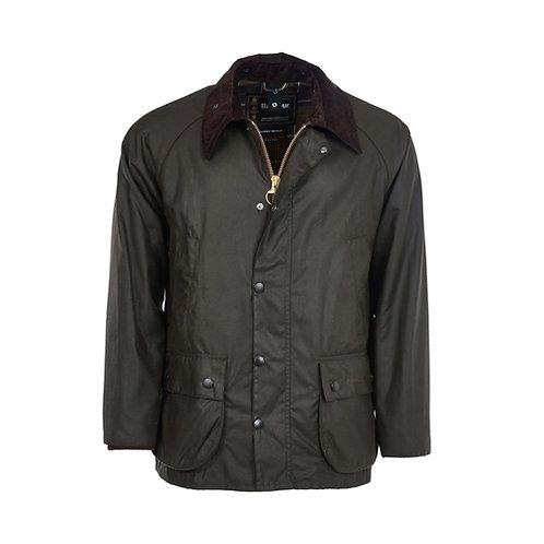 Men's Classic Bedale Wax Jacket - Olive