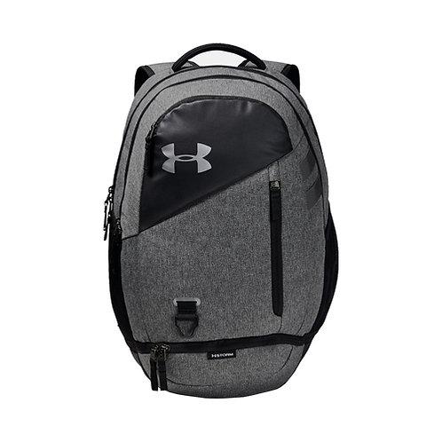 UA Hustle 4.0 Backpack - Black, Grey