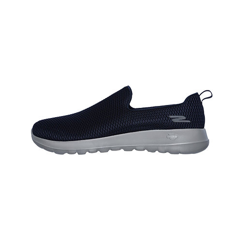 Men's Skechers Gowalk4 Max - Navy, Grey