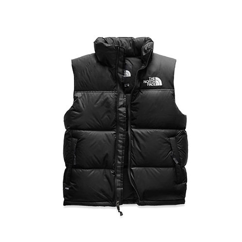 Women's 1996 Retro Nuptse Vest - Black